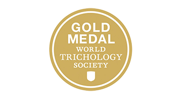 THE WORLD TRICHOLOGY SOCIETY AWARDS NOURKRIN® THE GOLD MEDAL
